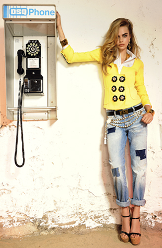 amarillo dsquared