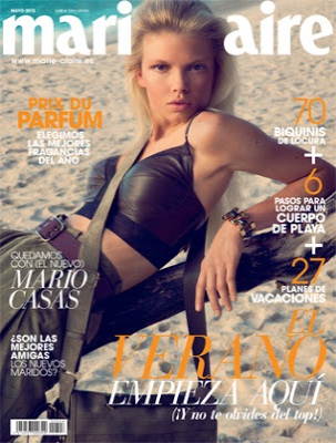 marie claire mayo 2013