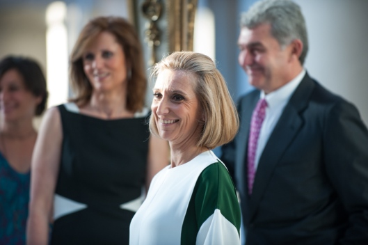 Piru Cantarell, Presidenta de la Fundación -